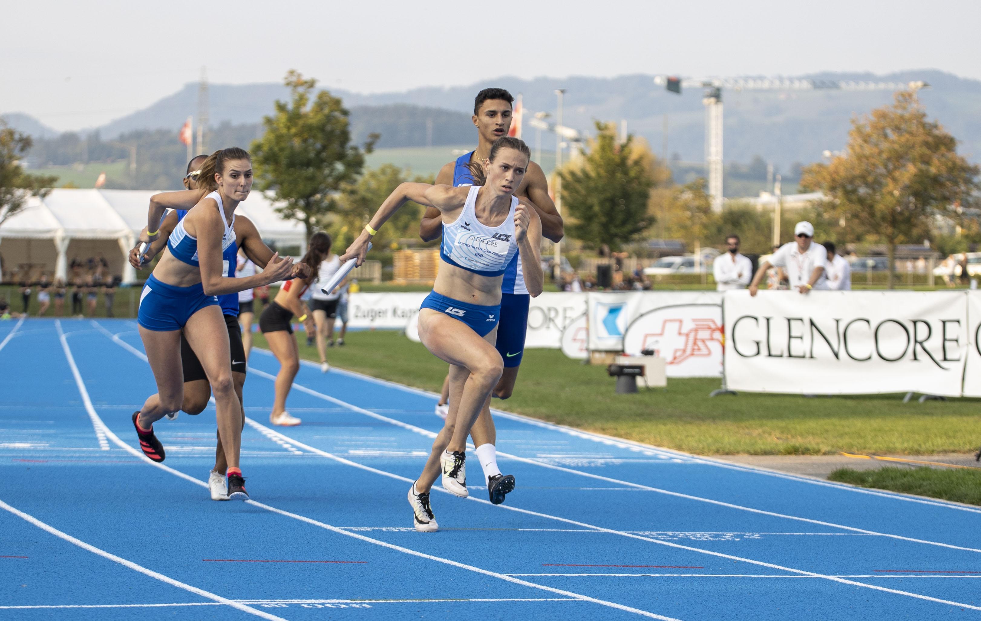 Staffel SM 2020, Athle.ch