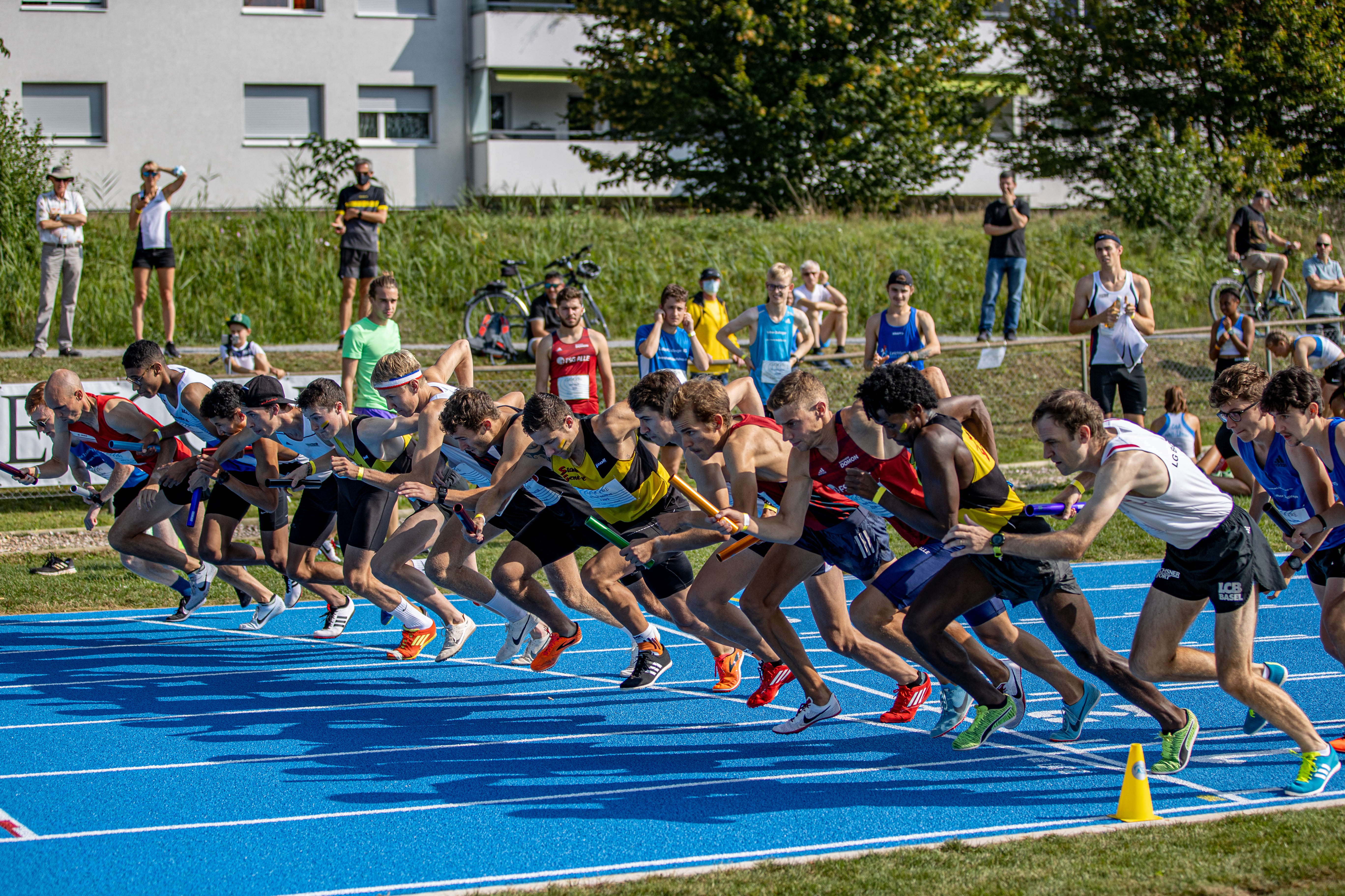 Staffel SM 2020, Hanspeter Roos